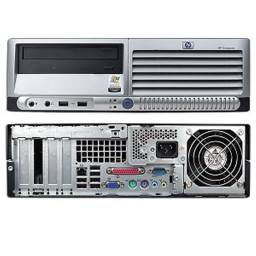 HP Compaq DC7700 SFF 2 Gb HDD 80Gb