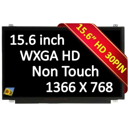 "LCD 15.6"" LED 1366x768 HD Slim eDP 30pin"