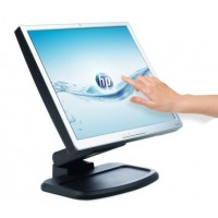 "17"" HP 1740 LCD Touchscreen HP Monitor"