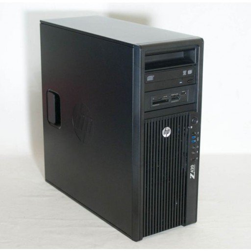HP Z420 Workstation - Intel Xeon Six Core Second Gen E5-1650v2 3.5GHz