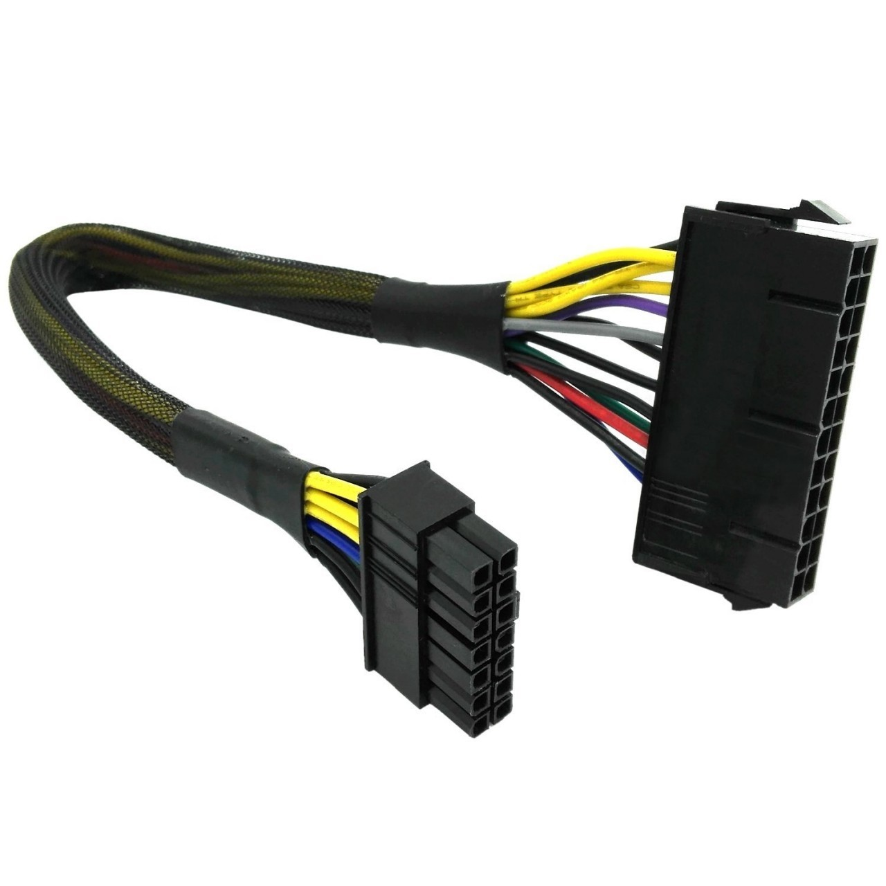 lenovo psu main power 24 pin to 14 pin adapter cable. Black Bedroom Furniture Sets. Home Design Ideas
