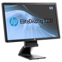 "HP EliteDisplay E231 23"" Widescreen LED LCD Monitor"